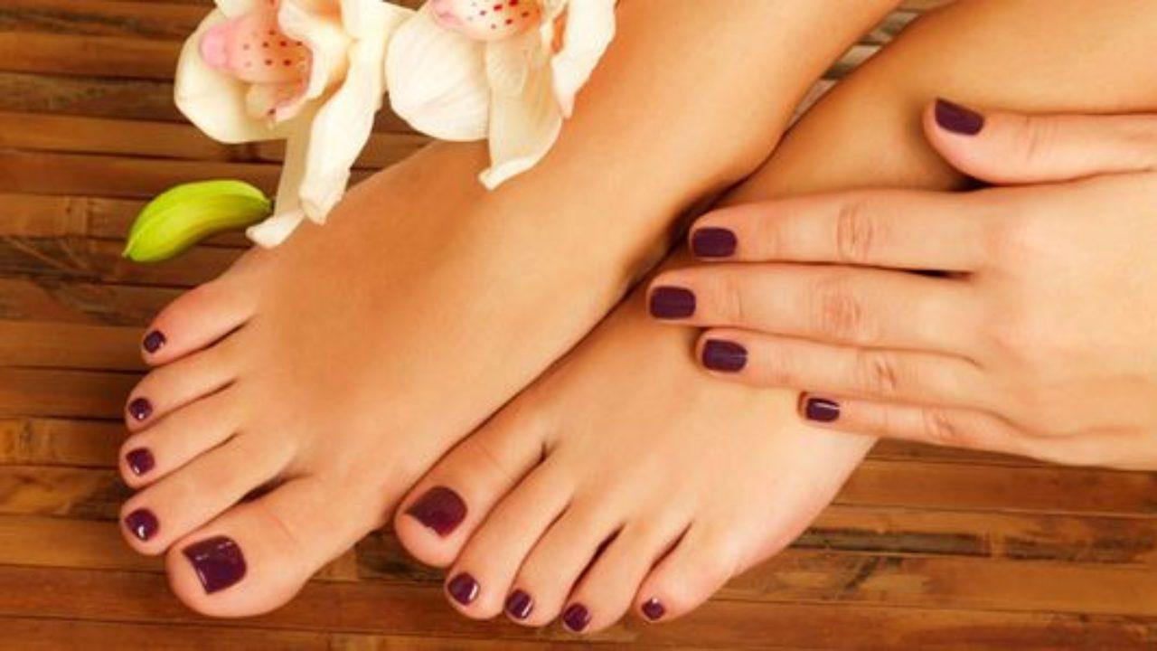 5 abbinamenti e look per unghie di mani e piedi