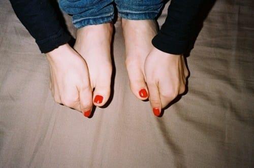 piedi stanchi