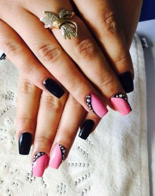 ricostruzione unghie delle mani