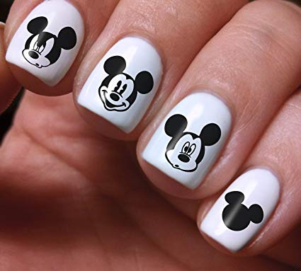nail art cartoon stickers